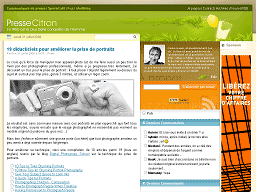 Press-citron Blog