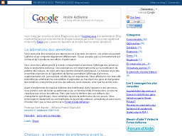 Inside AdSense (french)