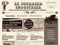 Courrier Industriel